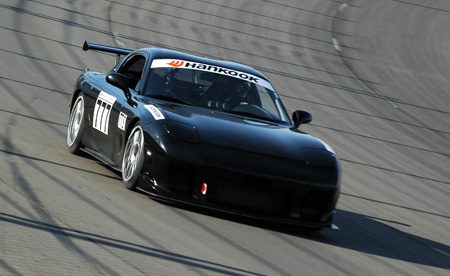 93FD Picture from Iowa Speedway